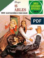Joyas Literarias Juveniles - 263 - Los Miserables