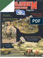 Verlinden Modeling Magazine. Vol 3. Number 3