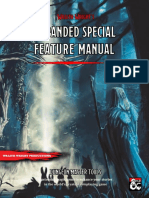 Wraith Wright - Expanded Special Feature Manual