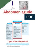 abdomen agudo en cirugia general