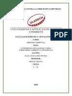 CONFERENCIA DE LAS NACIONES UNIDAS