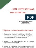 VALORACION NUTRICIONAL ADULTO.