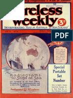 Revista antigua