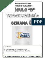 7ma Práctica - Trigonometría B