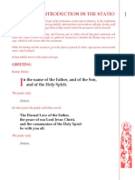Bp Pabillo's Rite of the Opening of Letran Jubilee PDF