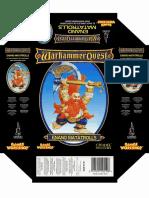 Warhammer Quest, Aventurero Enano Matatrolls