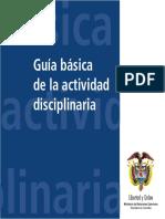 Guia Basica de La Activ Discipl