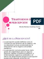 Trastorno de la percepción