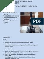 Concepto de Laboratorio Clinico