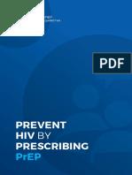 PrEP Guidelines Sep 2019