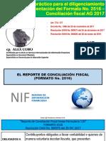 1. Presentación GACB-F. 2516 [D.2]