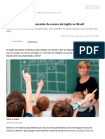 Melhores escolas de inglês
