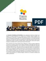 Orquesta Colombiana de Bandolas 2018