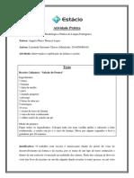 Atividade Prática Lingua Portuguesa