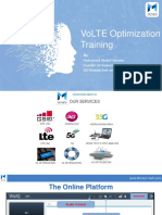 VoLTE Optimization - Session 1