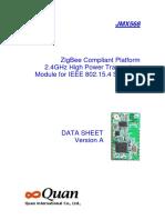 JMX568 Data Sheet Ver A2