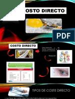 COSTO DIRECTO.pptx
