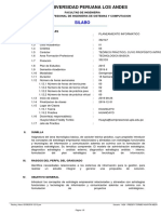 Silabo Especfico - Planeamiento Informatico