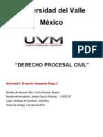 Procesal Civil Ayuda