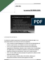 3 - La Norma ISO 9000-2000