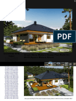 Single Story Modern House Plan Build on 99.44 Square Meters Above