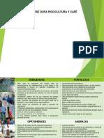 Matriz Dofa Sector Pecuario y Agricola