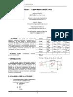 Laboratorio F2 Fisica Electronica