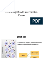 Cromatografía de intercambio iónicoo.pptx