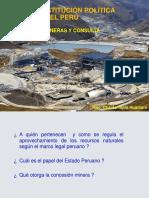 Cap. VI Constitución Política Del Perú