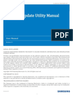 Firmware Update Utility UserManual