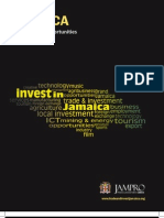 JAMPRO - Jamaica Investment Opportunities - Sept2010