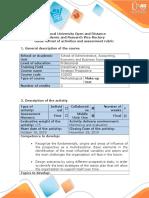 Guía de Actividades y Rúbrica de Evaluación - Fase 3 - Construir Los Cuatro Escenarios Para La Empresa Seleccionada