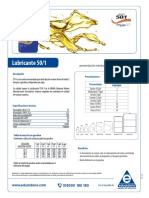Lubricante 2T Sintético 50-1