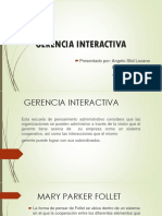 Gerencia Interactiva