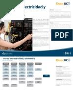 tecnico en electricidad y electronica