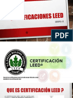certificacion leed