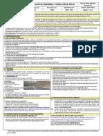 GO-CV-DDV-InS-004 Remoción de Derrumbes Rev 00