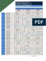 Jadwal Pbm Tp. 2019-2020