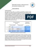 Laboratorio #8 - Enrutamiento Dinámico OSPF