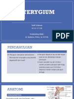 Ppt Referat Pterygium Fix