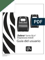 Manual Zebra