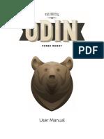 Odin Manual