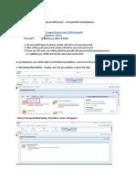 Ess User Document