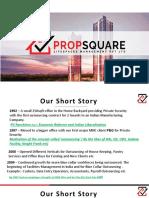 PropSquare Presentation