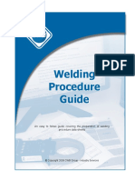 Welding Procedure Preparation1