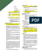 CRIMPRO Doctrines GSA