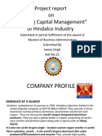 Working Capital Management_by_shweta Singh