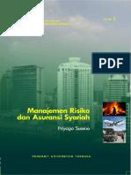 Manajemen Risiko Dan Asuransi Syariah