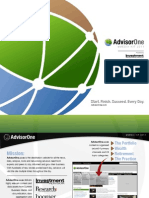 AdvisorOne Media Kit