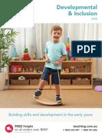 Developmental Inclusion